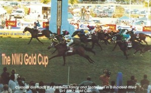 Colonial Girl wins NWJ Gold Cup